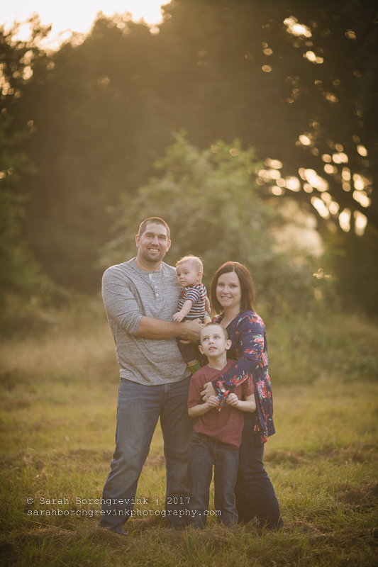 Family Outdoor Photography Houston