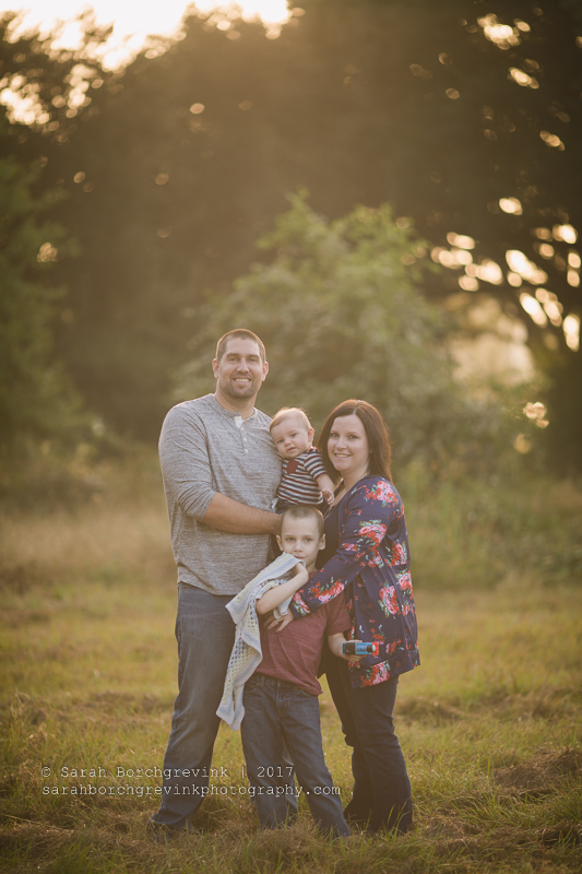 Family Photographer in Cypress TX | Sarah Borchgrevink Photography