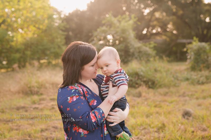 Spring Texas Baby & Family Photographer