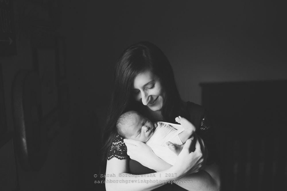 Newborn Photography Spring TX | Sarah Borchgrevink