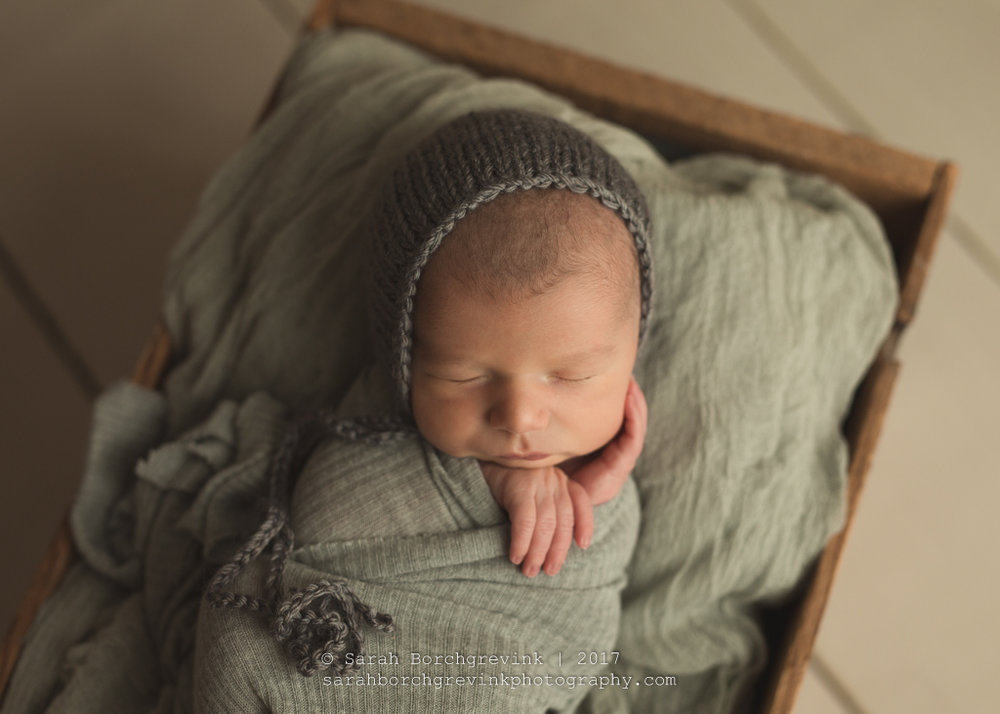 Newborn & Family Photography Cypress TX | Sarah Borchgrevink Photography
