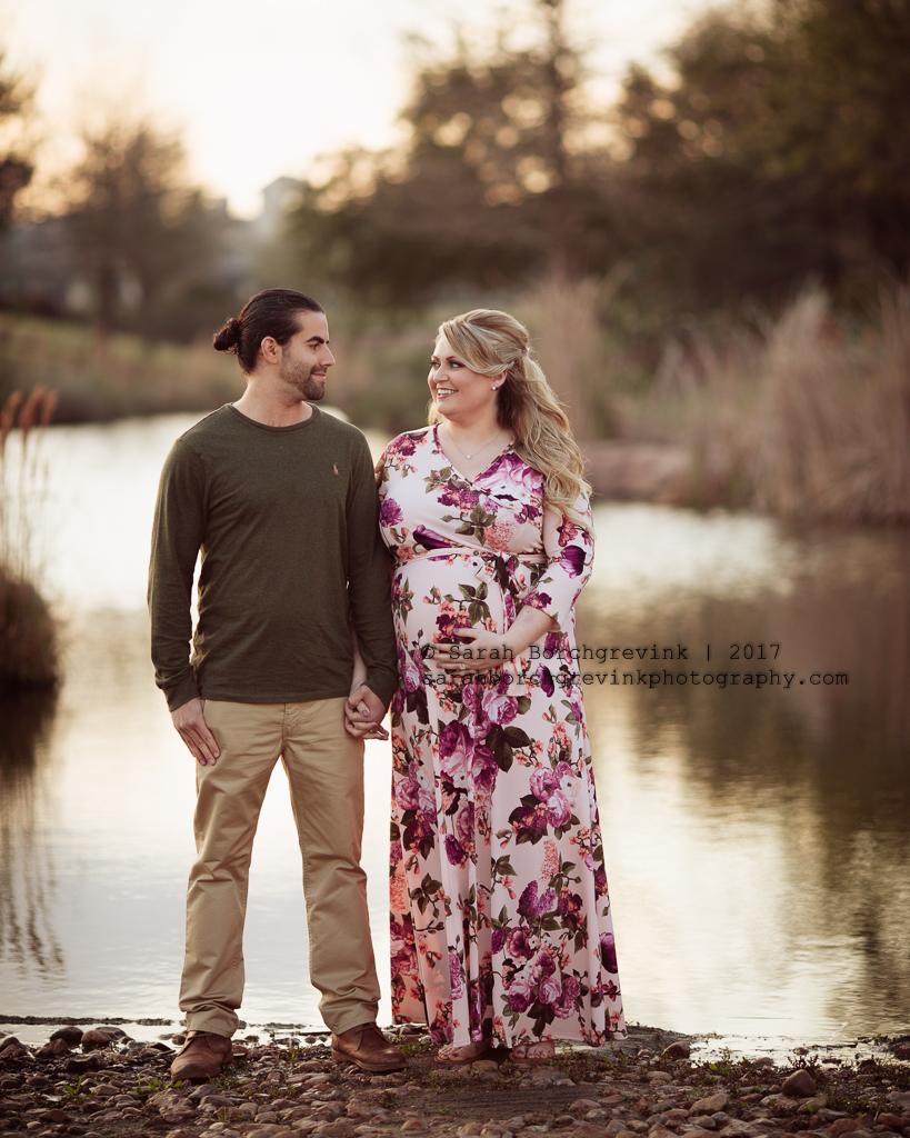 Newborn Photographer in The Woodlands & Spring TX