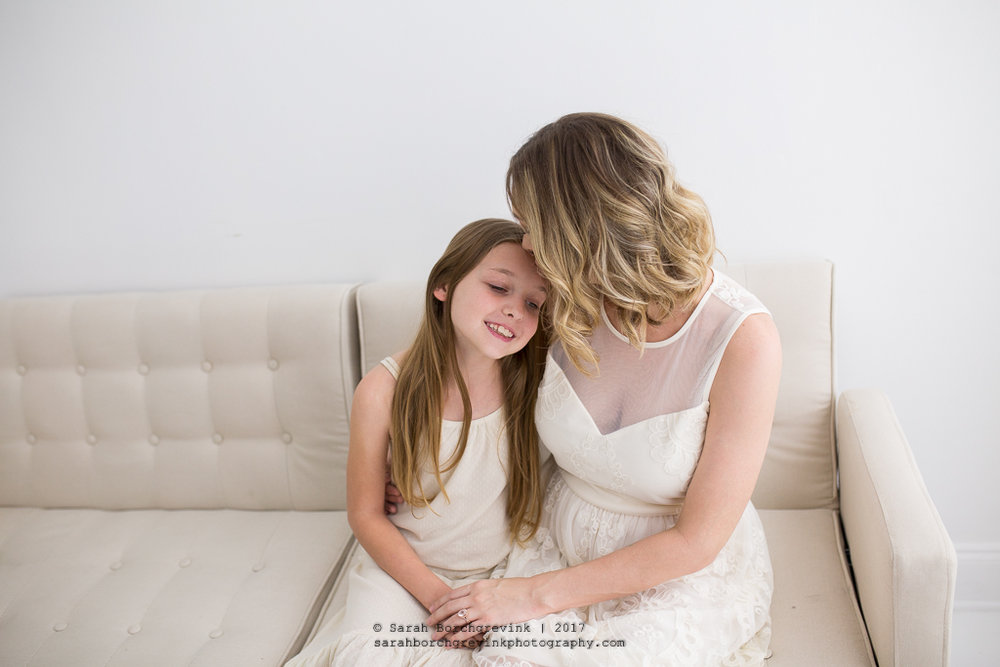 All White & Organic Photography Studio | Cypress, Katy, Spring & Houston TX Photographer