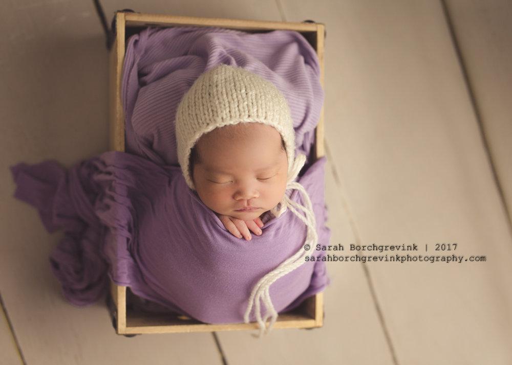 Sarah Borchgrevink Photography | Houston Newborn Photographer