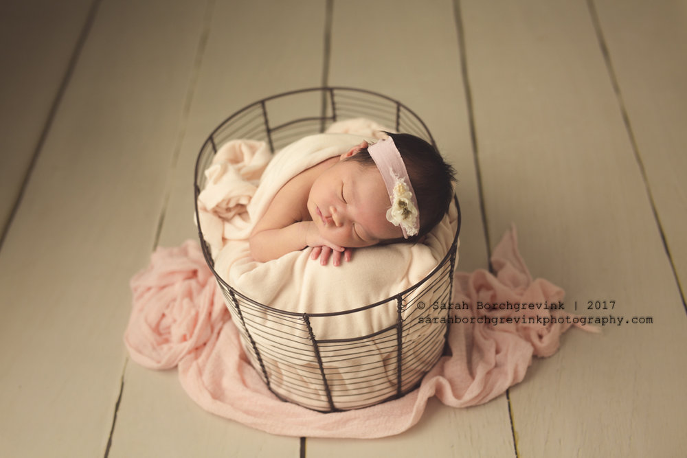Sarah Borchgrevink Photography | Cypress TX Newborn Photographer
