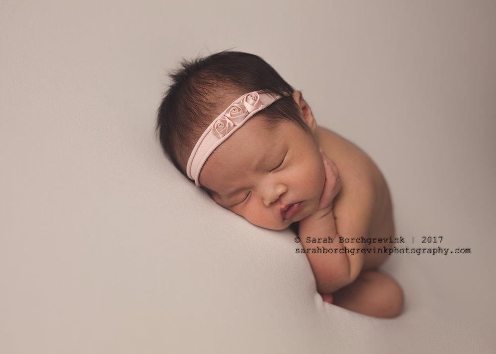Spring & The Woodlands TX Newborn Photography
