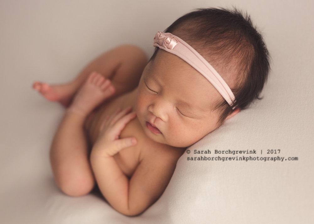 The Woodlands & Houston Newborn Photography