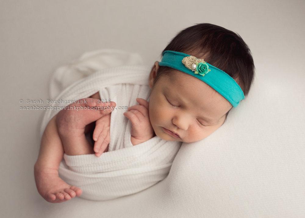Newborn Photography Cypress TX | Sarah Borchgrevink