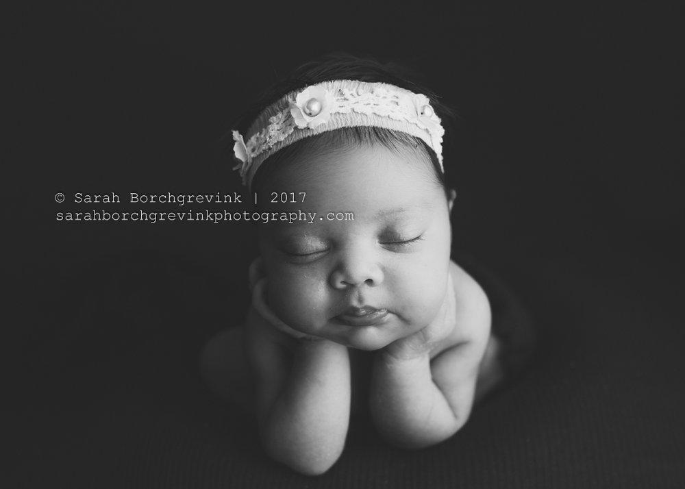 Cypress Newborn & Family Photographer | Sarah Borchgrevink