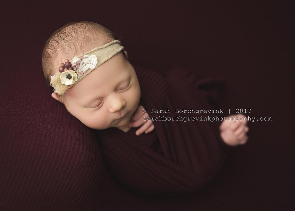 Sarah Borchgrevink | Houston Newborn Portraits