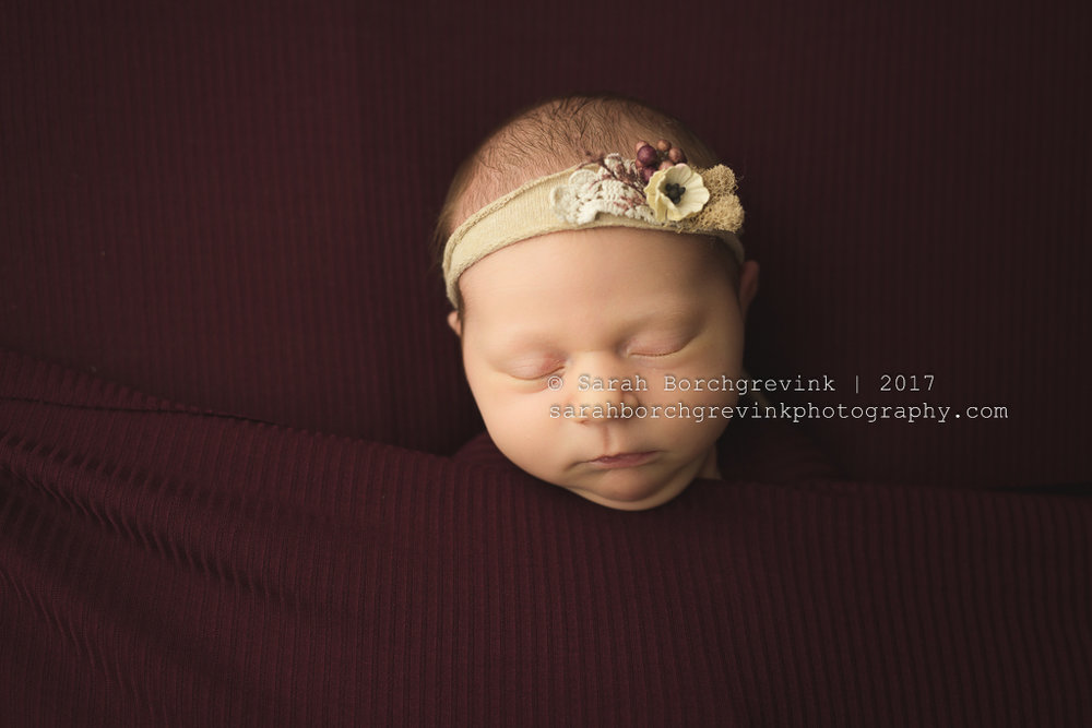 Unique newborn baby photography in Houston | Sarah Borchgrevink