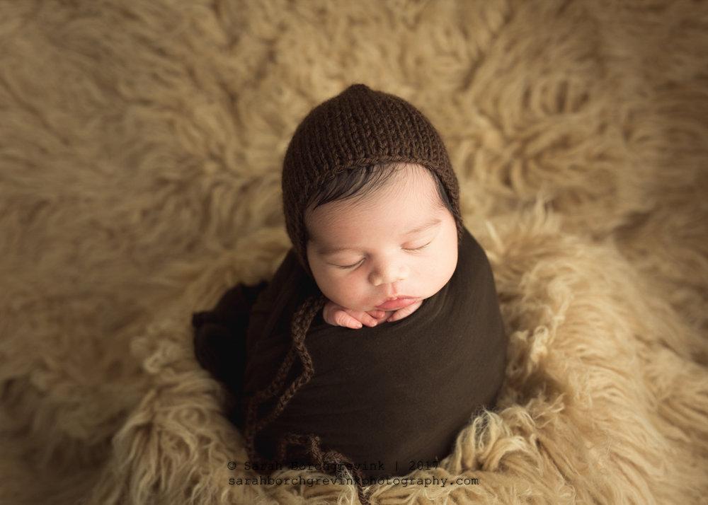 Houston Newborn Photographer | Sarah Borchgrevink Photography