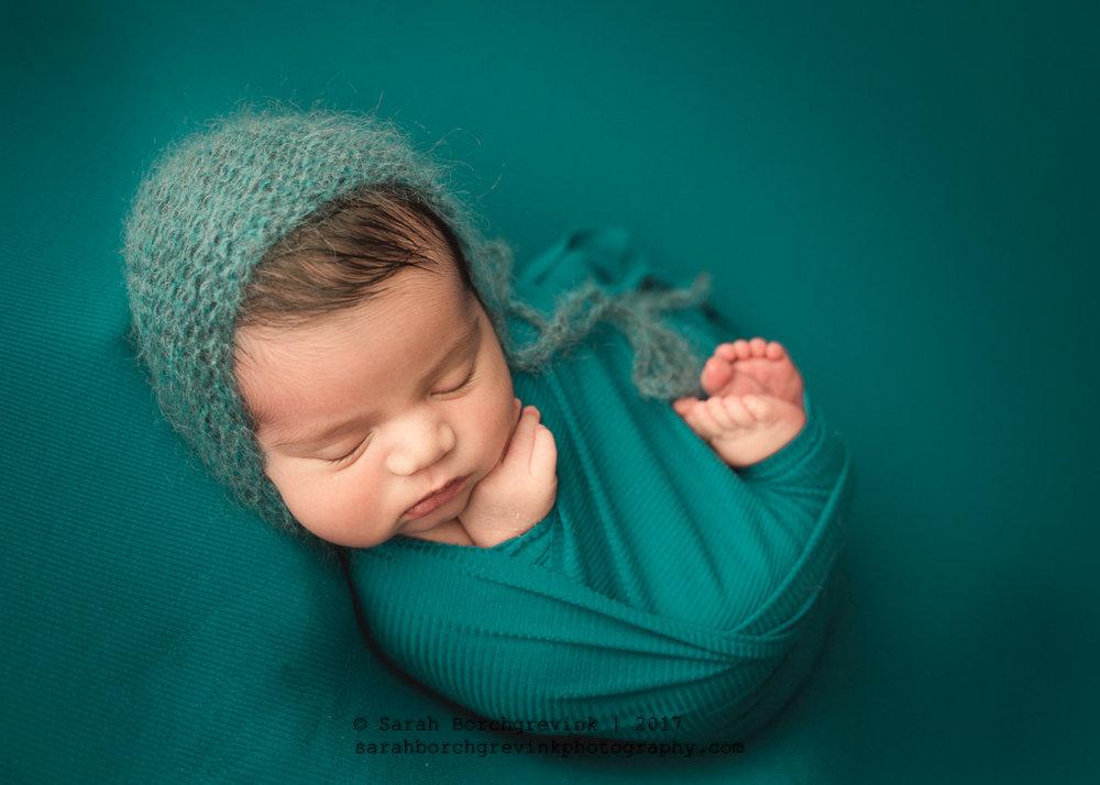 Houston, Cypress & Katy TX Newborn Photography