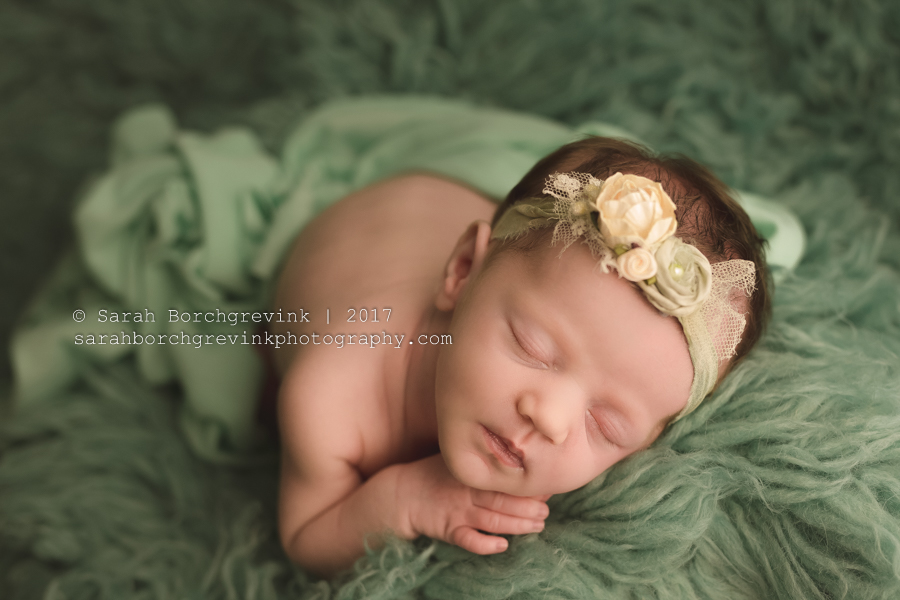 Newborn Photographer Cypress TX | NW Houston Portraits