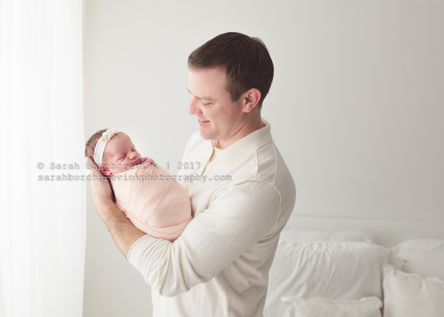 Houston Newborn Baby Photography | Sarah Borchgrevink Photography