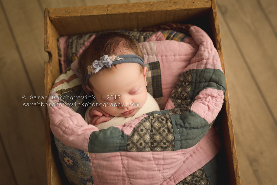 Sarah Borchgrevink Photography | Houston TX Newborn Photography