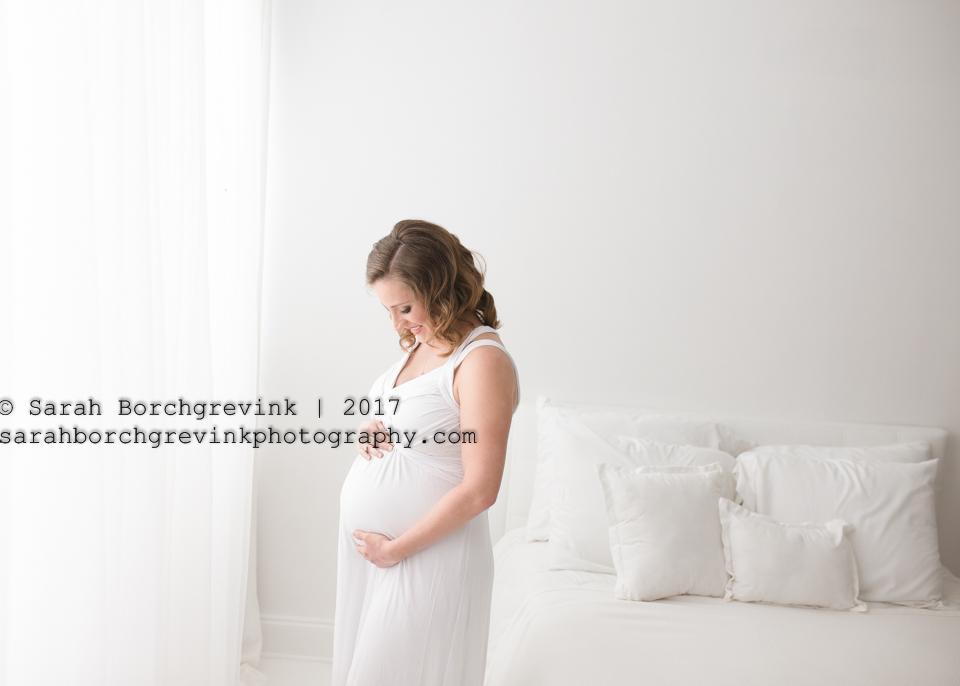 Sarah Borchgrevink Photography: Houston TX Newborn Photographer