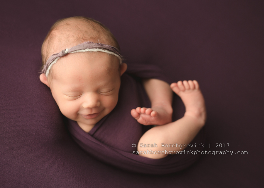 Houston, Cypress, Tomball & Spring TX Newborn Portrait Photography