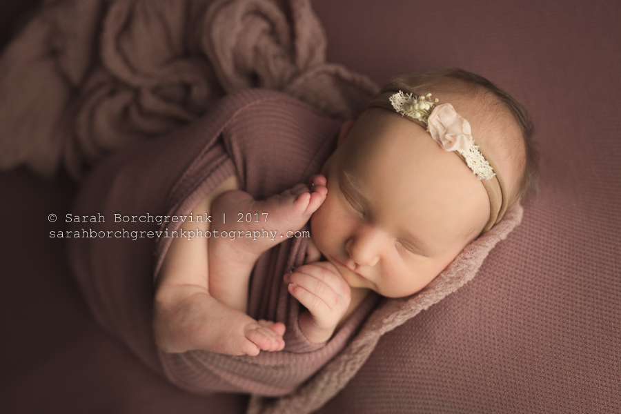 Houston & Jersey Village Newborn Photos