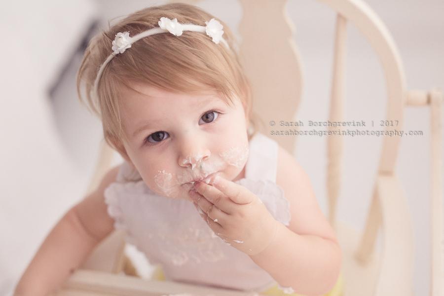 Sarah Borchgrevink: Cypress Baby Photographer