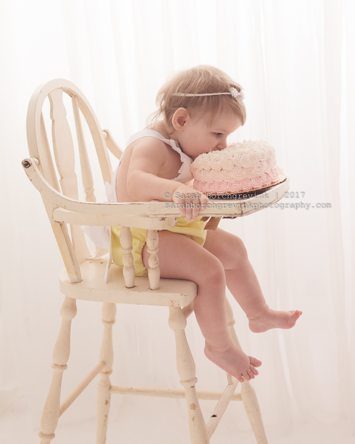 One Year Birthday Photos | Sarah Borchgrevink