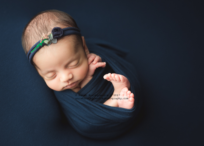 Humble Texas Newborn Photographer