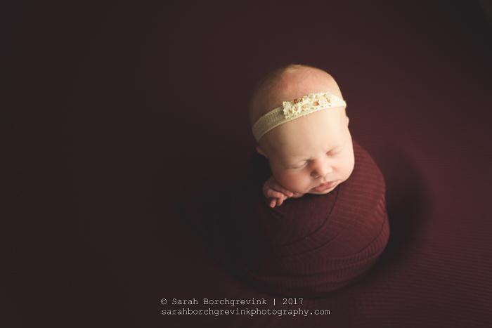 Houston Newborn Photographer | Southside Place