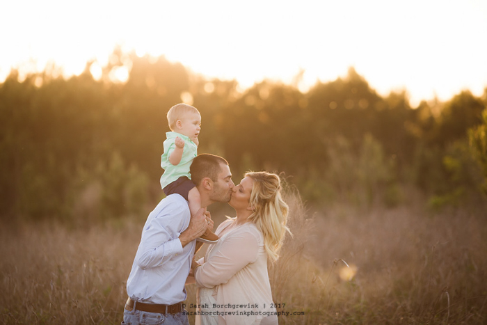 Outdoor Family Photography in Houston