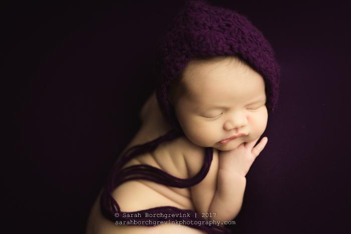 Northwest Houston Baby Portraits