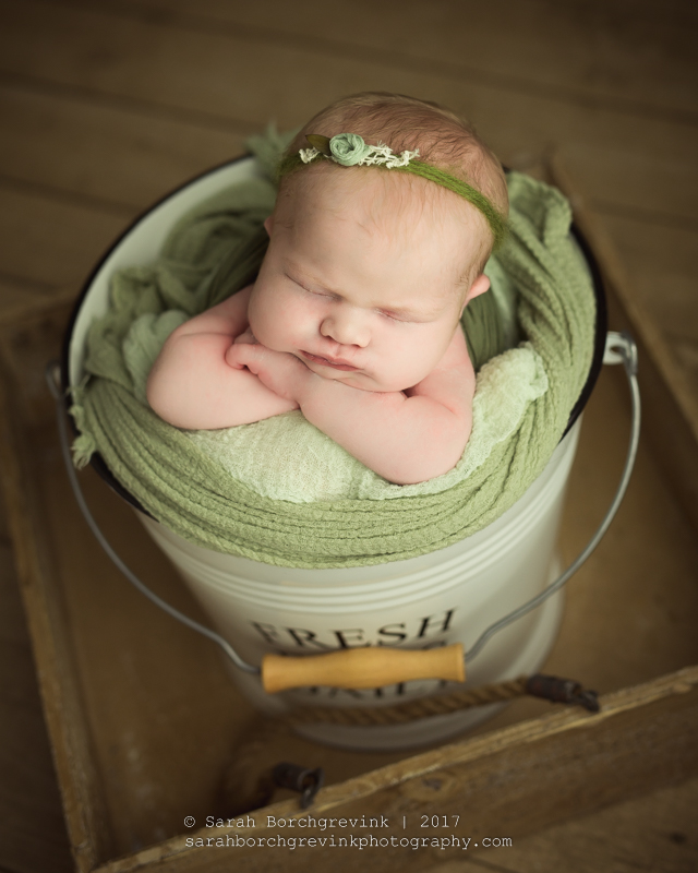Humble TX Photography: Newborn Portraiture