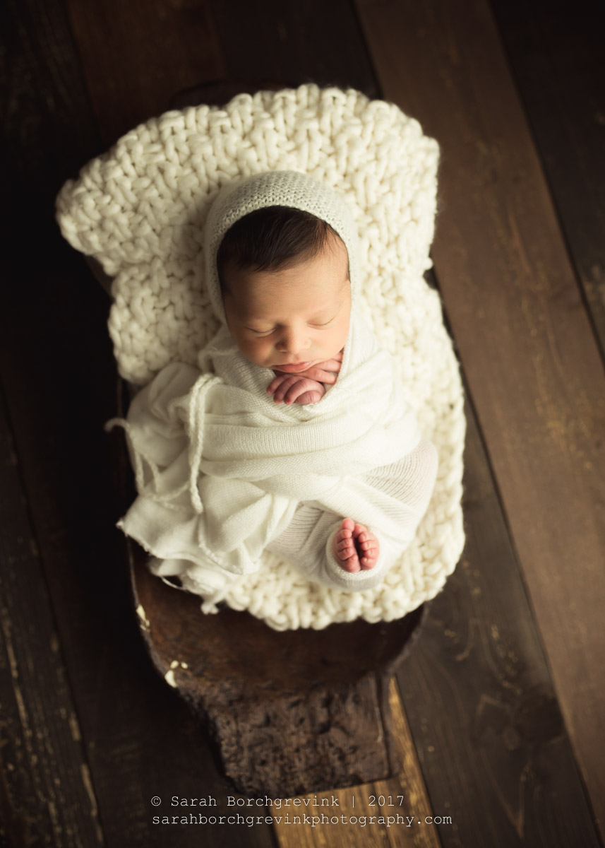 Newborn Baby Boy Photography Houston