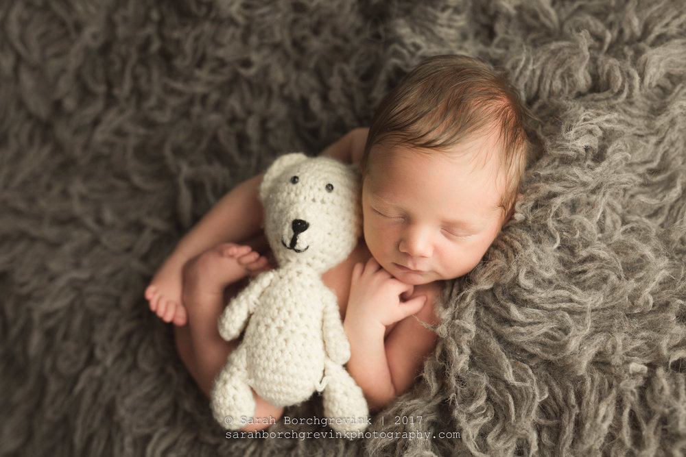 Spring TX Newborn Photography