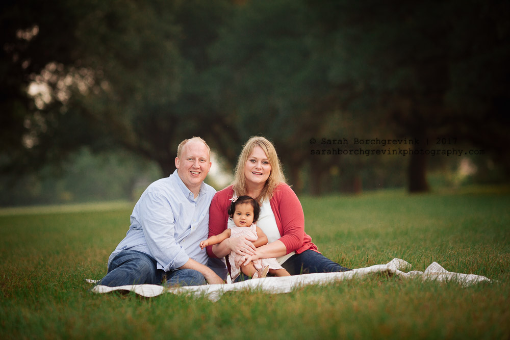 baby photography the woodlands tx