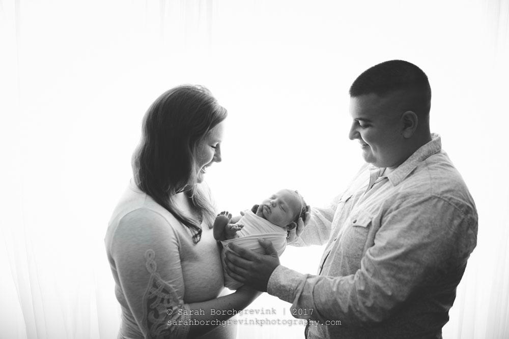 houston newborn photography studio