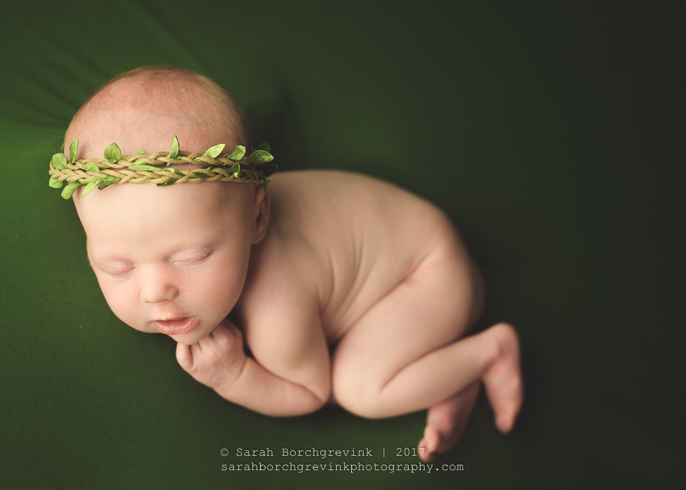 Simple Newborn Photography Poses