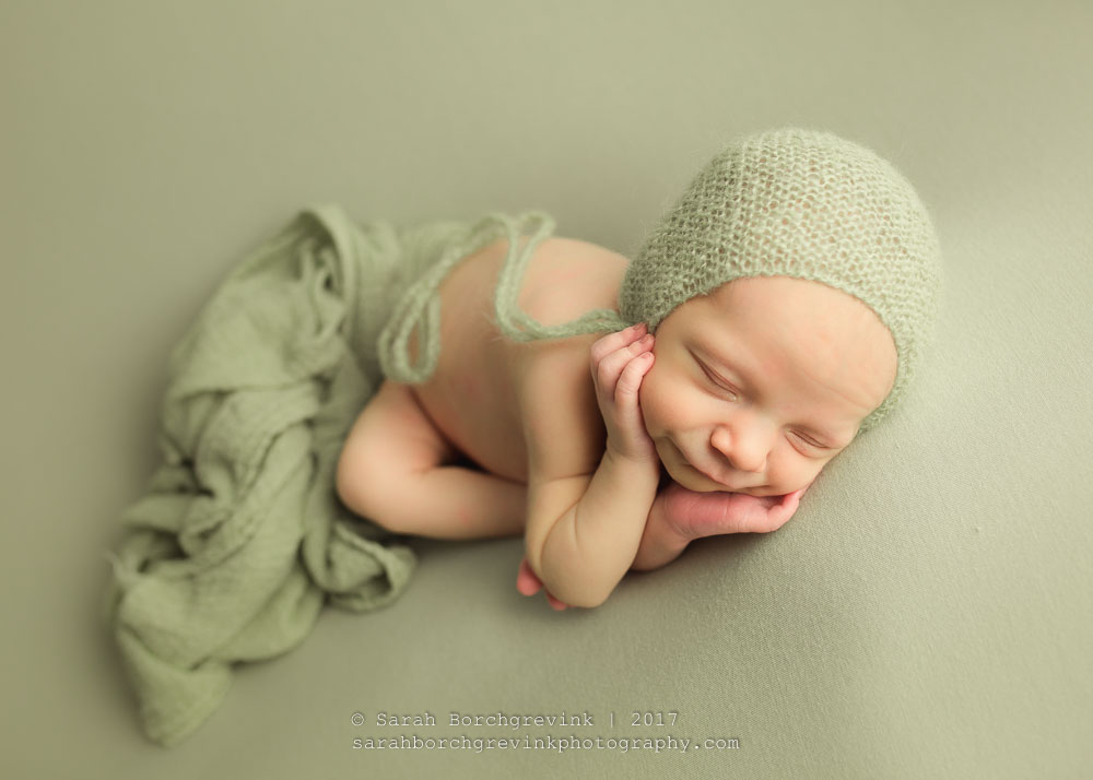 houston gallery of newborn session