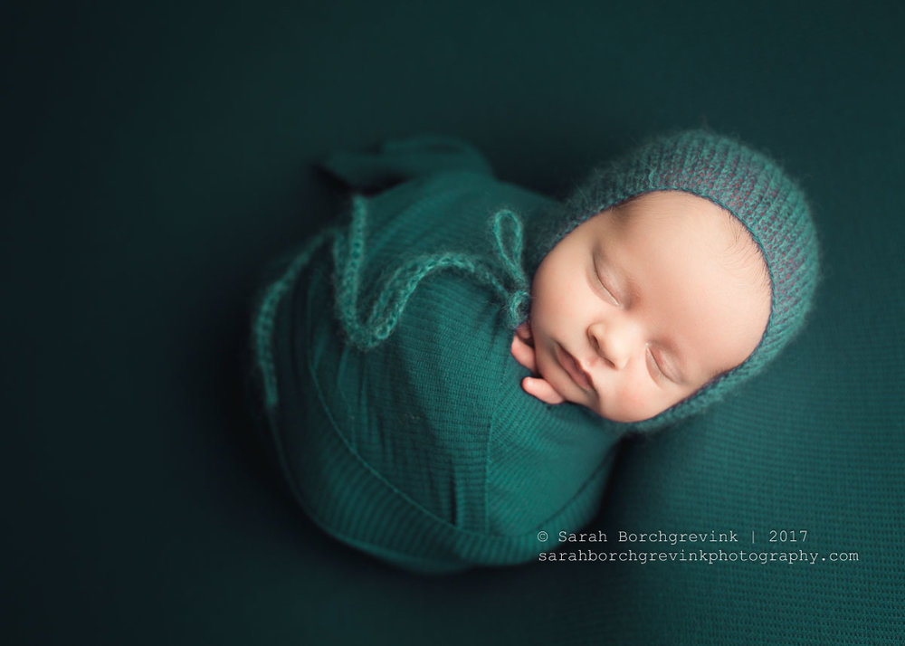 Katy Newborn Photographer