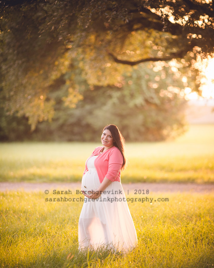 Cypress Maternity Photography | Natural Light Photos