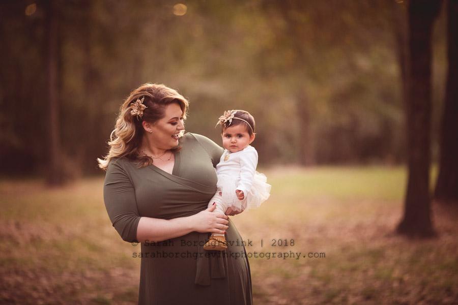houston mommy & me photoshoot