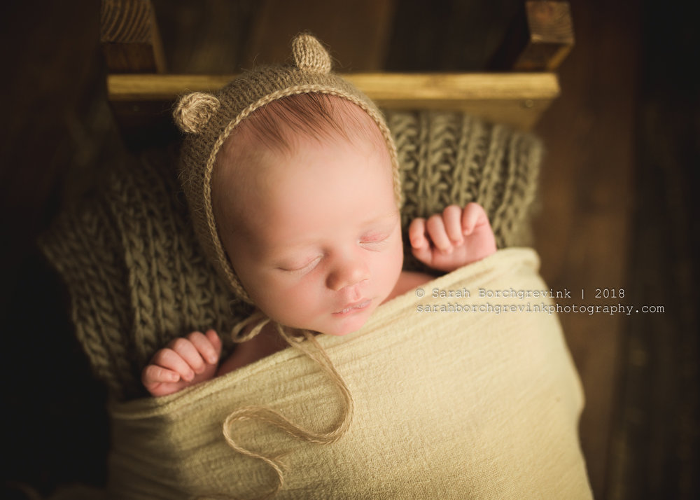 when to book newborn photography