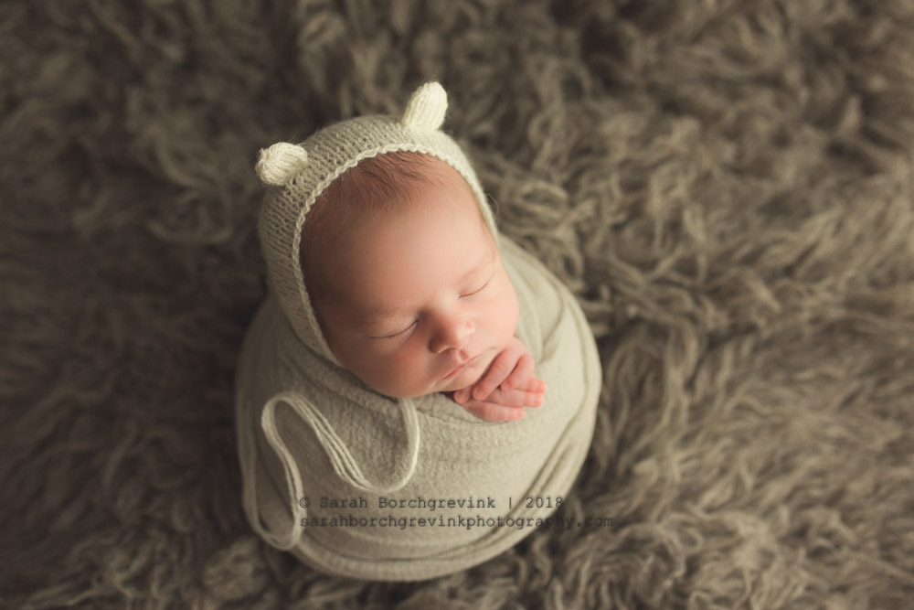 vintage newborn photography props