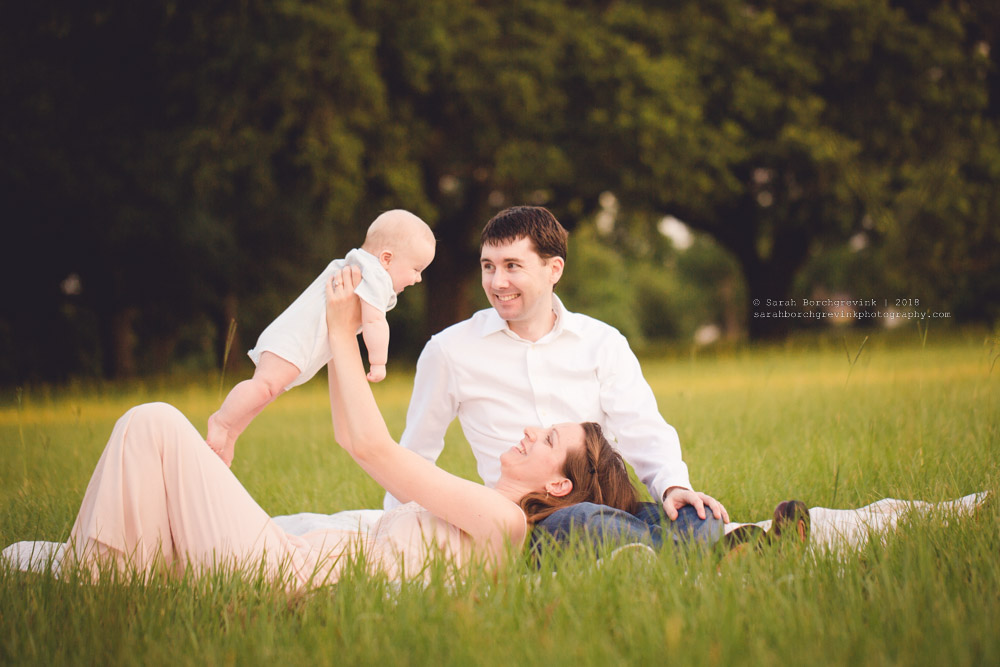 family portraits by sarah borchgrevink