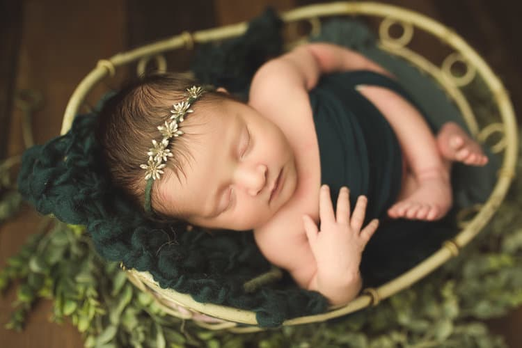best houston newborn photography