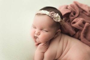 Newborn Photography Girl Baby