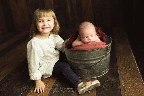 Newborn Photography Houston
