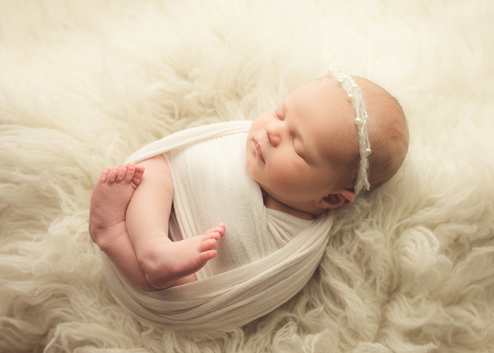 Baby Headbands and Props for Photos
