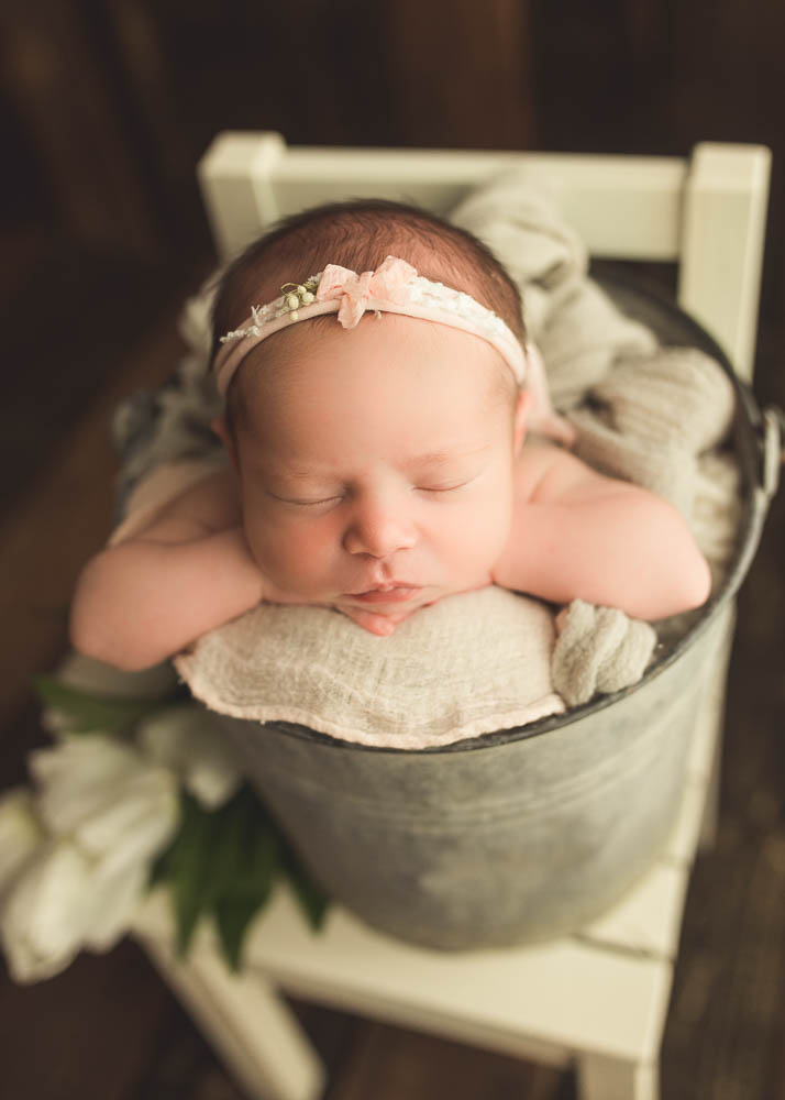 newborn styling and props