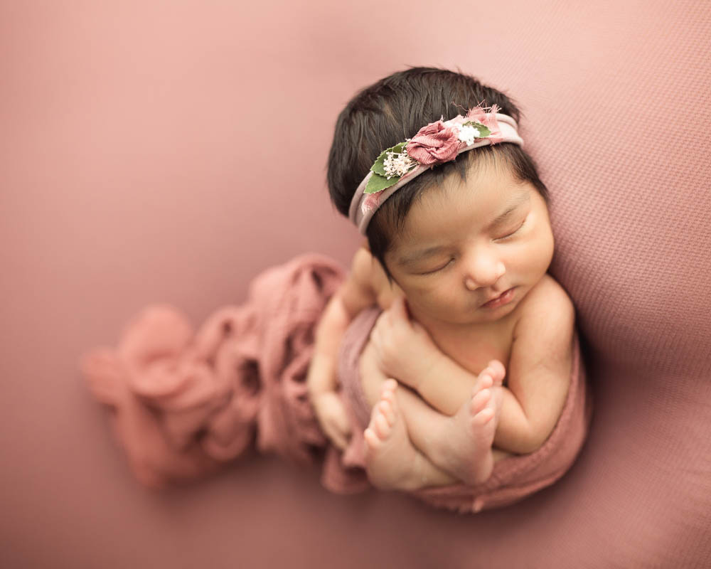 beautiful newborn props for baby girls