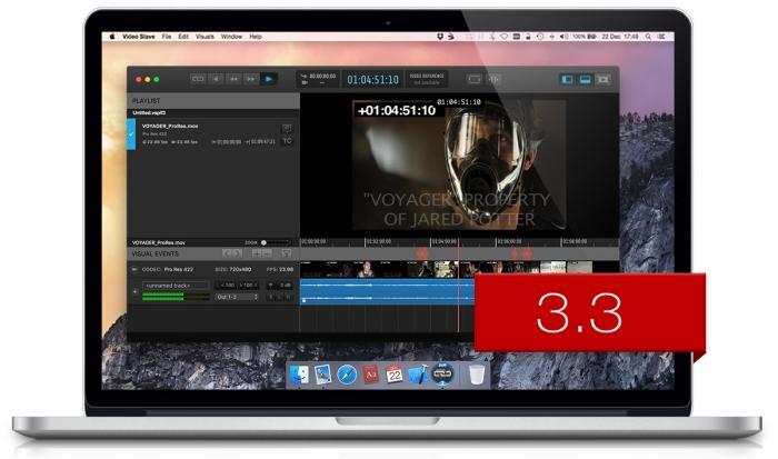 Video Slave 3.3