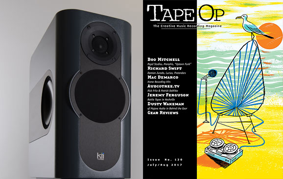 Tape Op Review - Kit Three